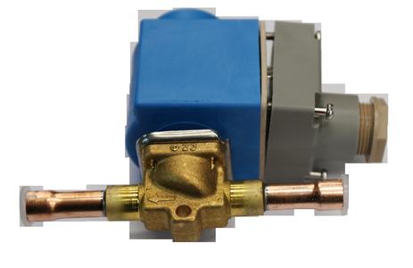 EVR solenoid valve Danfoss