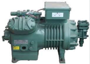 semi-hermetic bizter compressor of Marine mgo cooling system parts