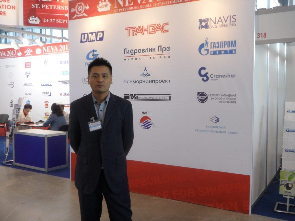 hicool CEO David zhu