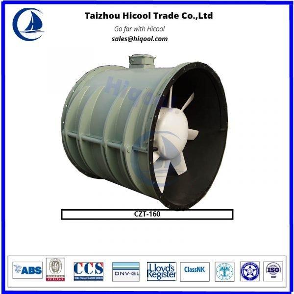 marine ventilation axial fan CZT 160