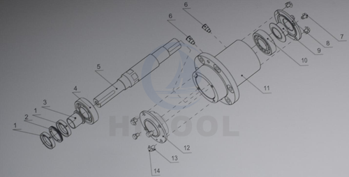 fig-2-blower-shaft-assembly